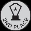 2 Place Winner