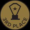 3 Place Winner